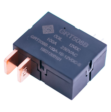 GRT508B 100A General Purpose Single Phase Latching Relay