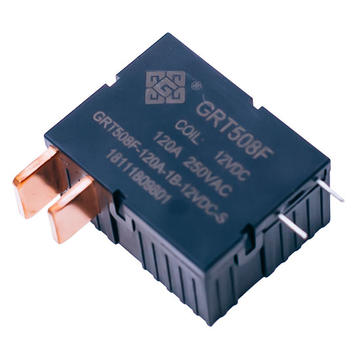 GRT508F UC3 Compliant 120A Latching Single Phase Relay