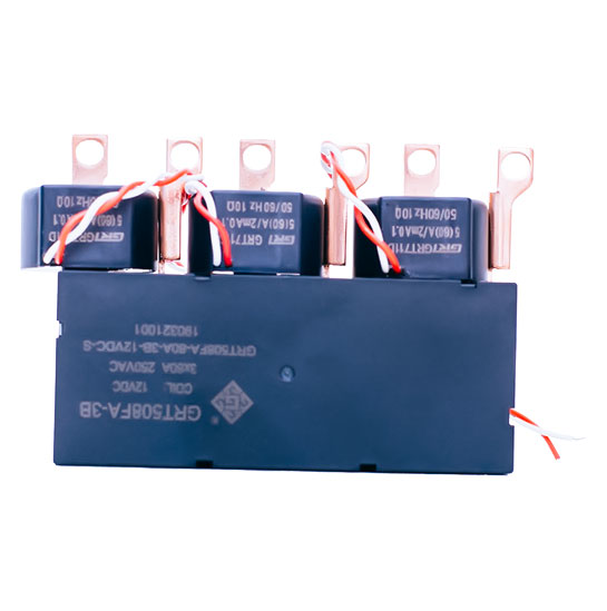 General Purpose RoHS compliant 90A Three-phase relay