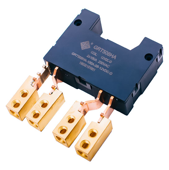 100A UC3 & RoHS compliant Two-phase Relay