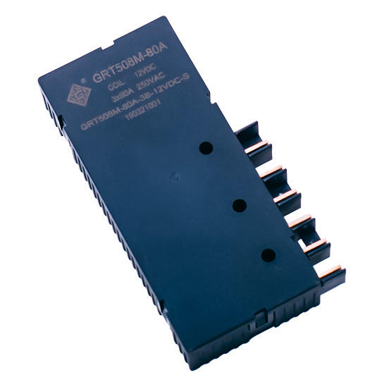 UC 2 Compliant 80A Three-phase Latching Relay