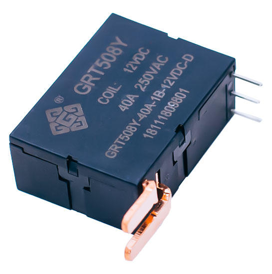 RoHS compliant 25A PCB type Smart Home relay