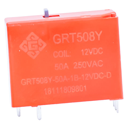 PCB type GRT508Y 50A Latching Smart Home Relay